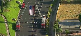 Fallen CHP officer laid to rest