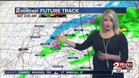 2 Works for You Friday Morning Forecast