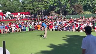 Nate Lashley wins the inaugural Rocket Mortgage Classic in Detroit