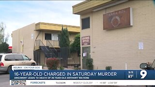 Police: 16-year-old faces murder charges in shooting on 22nd Street
