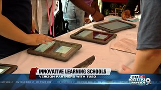 Verizon initiative helping TUSD schools with a technology boost