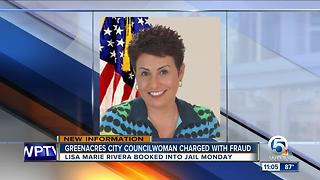 Greenacres councilwoman, Boca High School treasurer arrested - Video