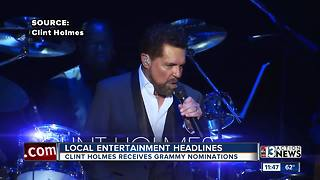 Local entertainment headlines with Johnny Kats for Nov. 29th - Video