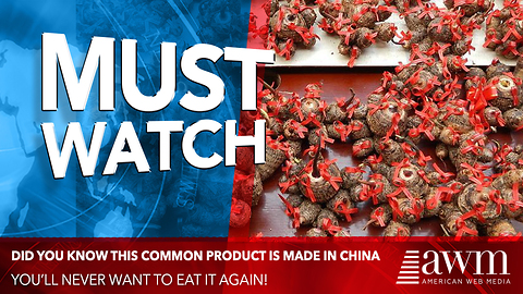 After Finding Out A Common Food Is Processed In China, I'll Be Sure To Never Buy It Again
