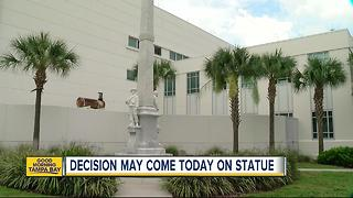 Hillsborough County considering removing Confederate statue
