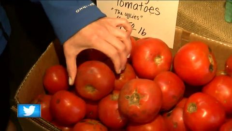 Company working with Wisconsin farmers to ship 'ugly' produce straight to consumers