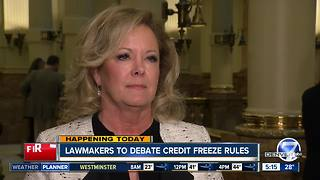 Lawmakers debate bill to allow credit freezes for minors - Video