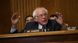 Sanders Says He Wasn't Aware Of Sexism Claims During 2016 Campaign