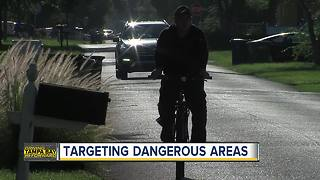 Patrols to be increased in effort to prevent bicycle and pedestrian deaths in Hillsborough Co.
