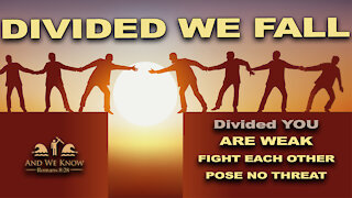 4.5.21: DEMONIC DIVISION is running RAMPANT as VICTORIES occur! We are #inittogether! PRAY!