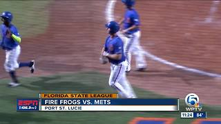 Tebow's struggles at the plate continue - Video