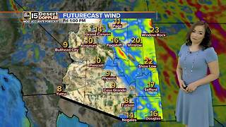 Early morning rain chances, but clearing out today - Video