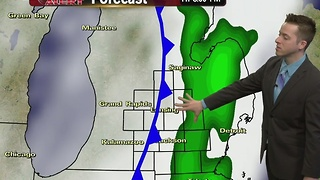 Dustin's First Alert Forecast 11-16 - Video