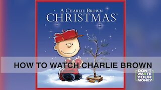 Watch A Charlie Brown Christmas FREE