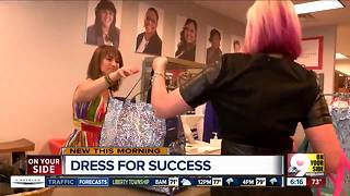 How a personal stylist helps low-income women