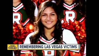 Remembering Las Vegas victims - Video