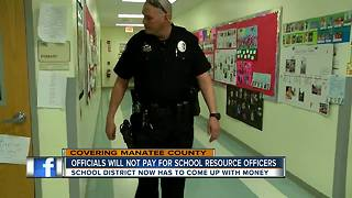 Manatee Co. Commissioners vote against funding for additional school resource officers - Video
