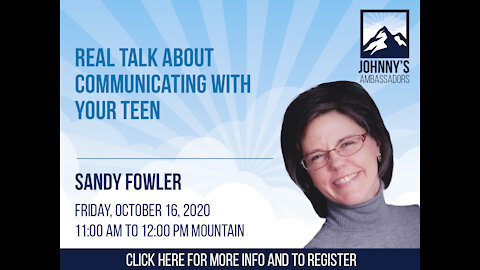 Real Talk About Communicating with Your Teen