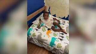 A new non-profit is helping children in need sleep better