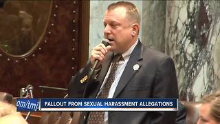Fallout from sexual harassment allegations in Madison - Video