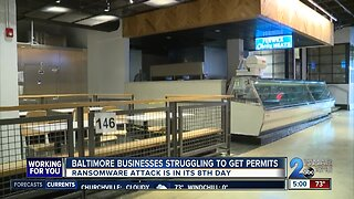 Cross Street Market business reopenings delayed by ransomware attack