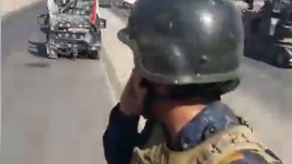 Iraqi Forces Capture Strategic Base Near Kirkuk - Video