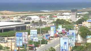Video Shows Aftermath of Mogadishu Airport Bomb Attack - Video