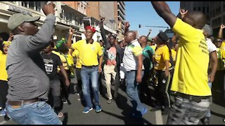 SOUTH AFRICA - KwaZulu-Natal - Former President Jacob Zuma court case (Videos) (hDP)