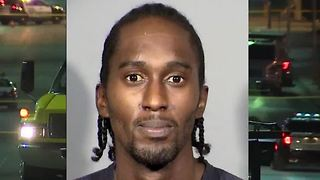 Suspect arrested in homeless man's death near downtown Las Vegas - Video