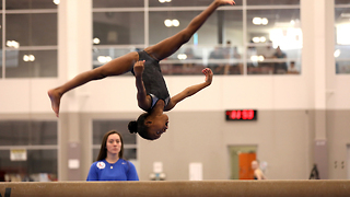 This Remarkable Ten-Year-Old Gymnast Is Set To Become An Olympic Star