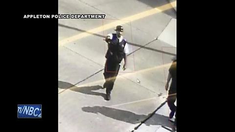 UPDATE: Appleton PD releases suspect photos in shooting