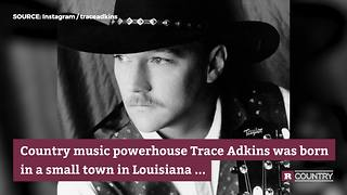 Getting to know Trace Adkins | Rare Country - Video