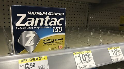 FDA Asks Manufacturers To Pull Zantac Products Off The Market