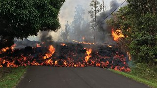 Hawaii Governor Requests Presidential Disaster Declaration For Volcano