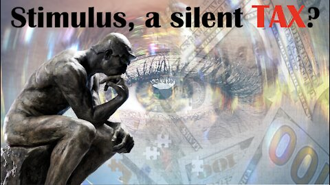 """""""Stimulus: Could it be a silent tax on people who save their money?"""""""