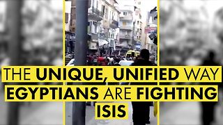 Egyptians choose unity over anger in fight against ISIS - Video