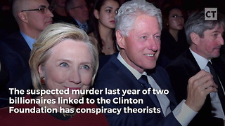 Billionaire Couple Linked To Clinton Foundation Found Dead - Video