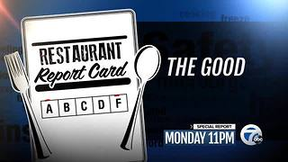 Restaurant Report Card: Oakland Co. - Video