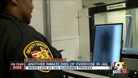 Overdoses at Hamilton County Justice Center raise question: How do inmates get drugs?
