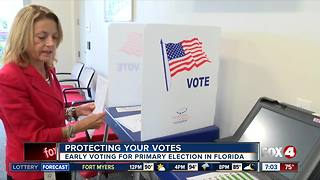 Protecting your votes from hackers in Southwest Florida