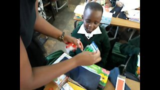 SOUTH AFRICA - Johannesburg - Back To School - Video (nHe)