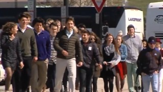 Stoneman Douglas students to lead march - Video