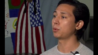 Local immigrants react to President's emergency declaration