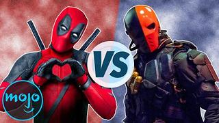 Deadpool VS Deathstroke - Video