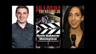'Batman: The Killing Joke' W/ Misty Callahan | StudioJake Movie Makeover Masterpiece 01
