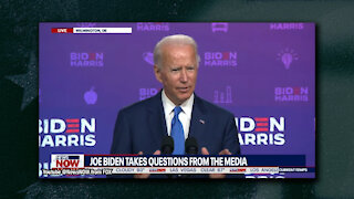 Joe Biden Answered Questions?