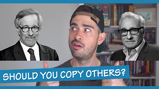 Should you copy others' creative style? - Video