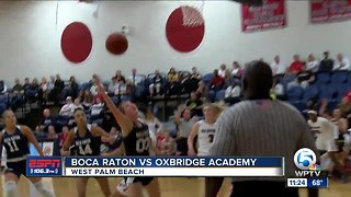Oxbridge Academy celebrates seniors 2/1