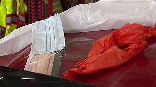 How Cuyahoga County is addressing shortage of PPE gear