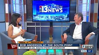 Bob Anderson Performs - Video